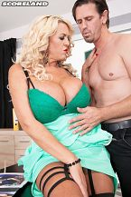 Blue Movie: Business Is Bangin' For Big busted Boss Shannon Blue